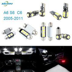 Big discount US $10 88 XIEYOU 11pcs LED Canbus Interior