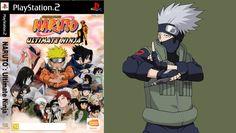 Naruto Ultimate Ninja (PS2 Gameplay) Kakashi Saga on HARD