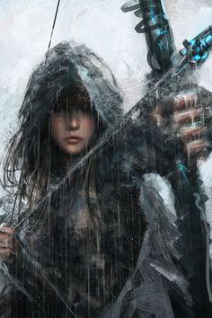 *PLEASE CHANGE DESCRIPTION* The Rider's Greed Trilogy: Frost Striker: Joslyn Inspiration