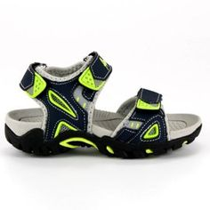 BOYS CHILD KIDS SUMMER SANDALS SHOES AMERICAN CLUB HASBY