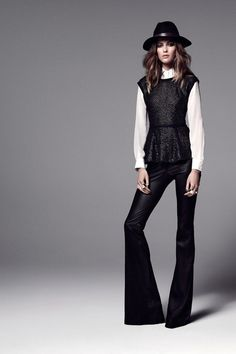 Rachel Zoe Pre-Fall 2013 Collection Slideshow on Style.com