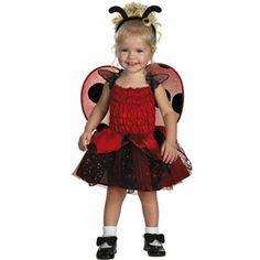 Toddler Adorable Ladybug Costume