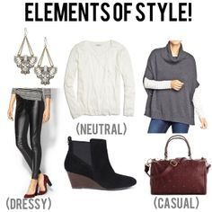 jillgg's good life (for less)   a style blog: Elements of Style v.9!