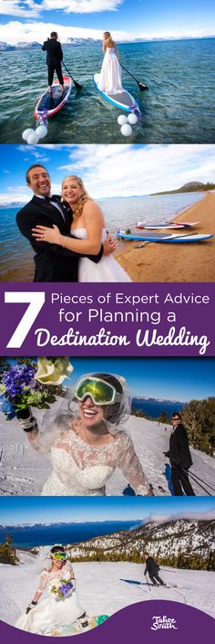 7 pieces of expert advice for planning a destination wedding