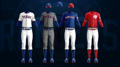 MLB Jerseys Redesigned on Behance Mlb Uniforms, Mlb Teams, Motorcycle Jacket, Behance, Jackets, Fashion, Beige, Sports, Down Jackets