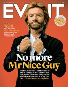 Noel Edmonds, Nov 16 2014  #EventCover