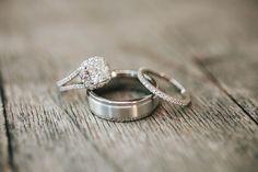 Wedding || Rings || Split Shank || Princess Cut || Cushion Halo ||  Simple Band || Lake Chelan || WA|| Karma Vineyards || Winery || Mark & Heather || Eugene Pavlov Photography