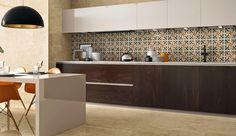 Dúvida do leitor: Revestimento para cozinhas com móveis escuros | Decor Alternativa