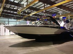 Get ready to see the all new Monterey 288SS all over Lake Travis. We will have our first one at The Austin Boat Show in January.
