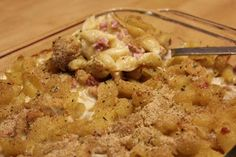 THE BUSY MOM CAFE: Chicken Cordon Bleu Casserole