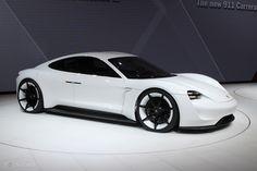 Porsche Mission E: Electric Tesla-killer coming soon - Pocket-lint