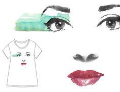 Código: #Faustine Talles: S M L XL  Color: Blanco y Gris Claro Precio: $390.