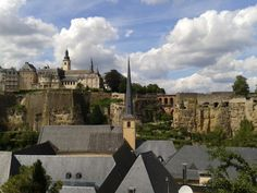 Luxemburg stad   UNESCO