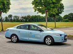 [Renault Fluence Z.E.] Der Renault Fluence Z.E. ist die Familienlimousine der Elektroauto-Modelle von Renault. Wir konnten schon erste Testerfahrungen sammeln. #renault #fluence