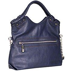 Jessica Simpson  Steffania Convertible Crossbody - Sapphire - via eBags.com!