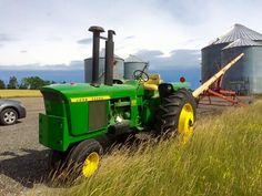 JOHN DEERE 4320 Antique Tractors, Vintage Tractors, Vintage Farm, Lawn Tractors, John Deere Tractors, John Deere 4320, Tractor Farming, John Deere Equipment, Future Farms