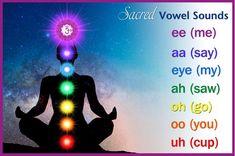 sacred vowel sounds balance chakras