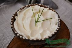 Maioneza de Post din Lapte de Soia Camembert Cheese, Dairy, Pie, Pudding, Homemade, Desserts, Food, Kitchens, Salads