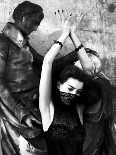 Anne Hathaway - Mert & Marcus September 2011 (fashiontography)