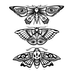 Some animal flashs I'd love to make tattoo 🖤 DM me if you want get it 🔥. - Some animal flashs I'd love to make tattoo 🖤 DM me if you want get it 🔥🔥🔥 . Flash Art Tattoos, Tattoo Sketches, Tattoo Drawings, Hand Tattoo, Tattoo Ink, Badass Tattoos, Mandala Tattoo, Skull Butterfly Tattoo, Manga Girl