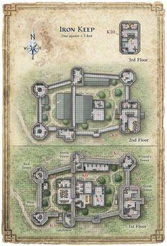 #castle #keep:
