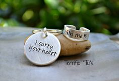 Hey, I found this really awesome Etsy listing at https://www.etsy.com/listing/120892624/i-carry-your-heart-his-and-her-hand