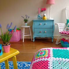 Home and Crochet work by Studio Hip en Stip