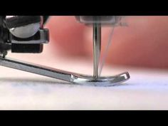 SINGER Darning & Freehand Embroidery Presser Foot Tutorial  --- The SINGER darning & freehand embroidery foot is used to repair holes & tears, but can also be used for free motion embroidery, stipple quilting and creating monograms.