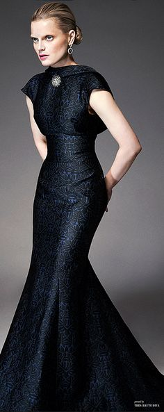Zac Posen Resort 2015.
