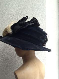 chapeau 1900
