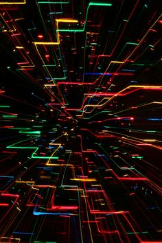 5 Same Spinning Christmas Tree + Long Exposure + Zoom Out Neon Wallpaper, Wallpaper Backgrounds, Vaporwave Wallpaper, Neon Led, Technology Wallpaper, Purple Aesthetic, Long Exposure, Light Painting, Image Hd
