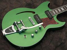 Reverend Guitars » Tricky Gomez 290
