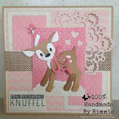 100% Handmade By Rimmie: Dikke verjaardags knuffel voor......