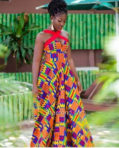 Shake the Fashion Table With These Beautiful Kente Styles - Sisi Couture African Inspired Fashion, Latest African Fashion Dresses, African Print Fashion, Africa Fashion, African Prints, Nigerian Fashion, Ankara Fashion, African Attire, African Wear