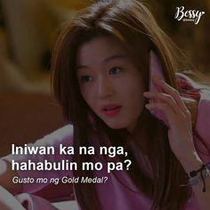 Iniwan ka na mga, hahabulin mo pa? Memes Pinoy, Memes Tagalog, Pinoy Quotes, Tagalog Love Quotes, Bisaya Quotes, Hurt Quotes, Crush Quotes, Qoutes, Tagalog Quotes Patama