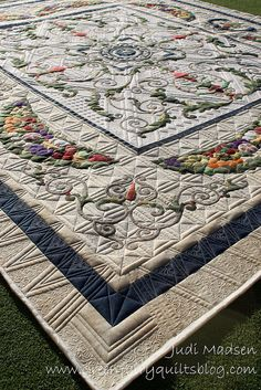 Green Fairy Quilts: Quilting