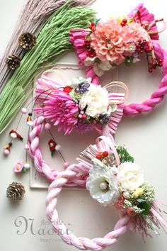 Japanese New Year wreath 2015