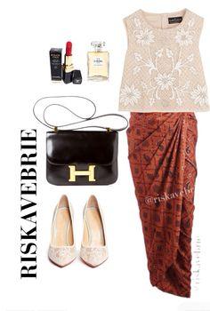 Rok Lilit batik By Riskavebrie