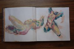 Daily sketch from Roneld Lores sketchbook