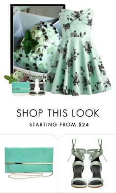 """""""Chocolate chip yum!!!"""" by pink1princess ❤ liked on Polyvore featuring TIBI"""