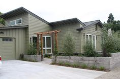 Ranch House Makeover by Amy A. Alper, Architect | California Home + Design