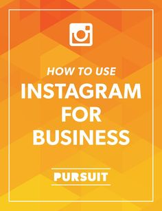 How To Use Instagram For Business, including creating a content calendar & scheduling your posts; our favorite Instagram tools & apps, the great hashtag debate, and much more!