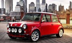 MINI presenta un increíble modelo 100% eléctrico de su icónico coche Cooper. Mini Morris, Lamborghini, Ferrari, Mini Cooper Classic, Classic Mini, Jaguar, Peugeot, Toyota, Porsche