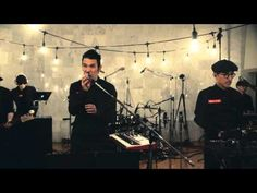 METAFIVE - Don't Move -Studio Live Version- - YouTube