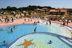 Zwembad Vakantiepark Bi Village, Istrië