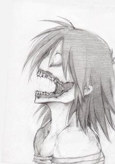 -Creepypasta- -Creepypasta- Related posts:Jeff The KillerHoody (Creepypasta) - Zerochan Anime Image Board Creepy Sketches, Creepy Drawings, Dark Art Drawings, Anime Drawings Sketches, Pencil Art Drawings, Cool Drawings, Horror Drawing, Horror Art, Monster Drawing