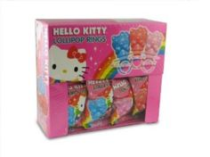 I'm learning all about Hello Kitty Lollipop Ring at @Influenster!