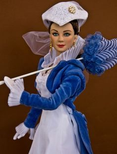 Scarlett O'Hara in Gone with the Wind! Classic Doll! :)