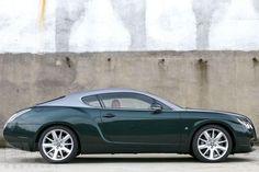 Bentley Continental Zagato GTZ