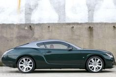 Bentley Continental Zagato GTZ